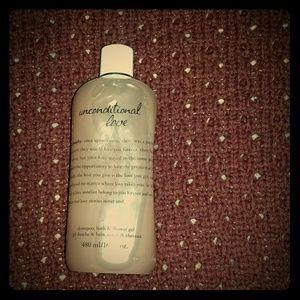 Philosophy shampoo, bath & shower gel 16oz